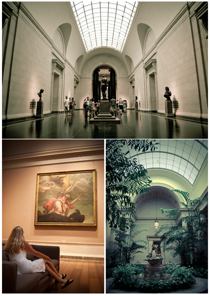 Art Gallery Collage 1