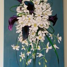 Erin's Bridal Bouquet - original