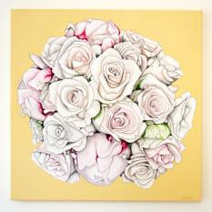 Mirja's Bridal Bouquet - original