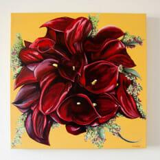 Jordan's Bridal Bouquet - original