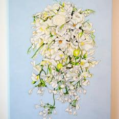 Crown Princess Victoria's Bridal Bouquet - original