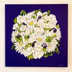 Gillian's Bridal Bouquet - original