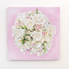 Eva-Marie's Bridal Bouquet - original