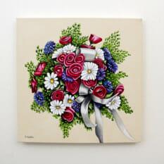 Eva's Bridal Bouquet - original