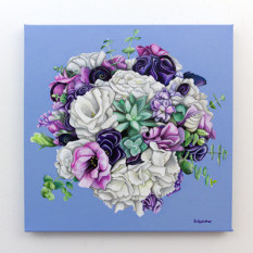 Leigh's Bridal Bouquet - original