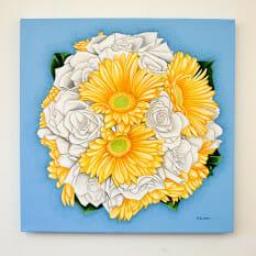 Keri's Bridal Bouquet - orignial