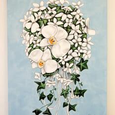 Nancy's Bridal Bouquet - original
