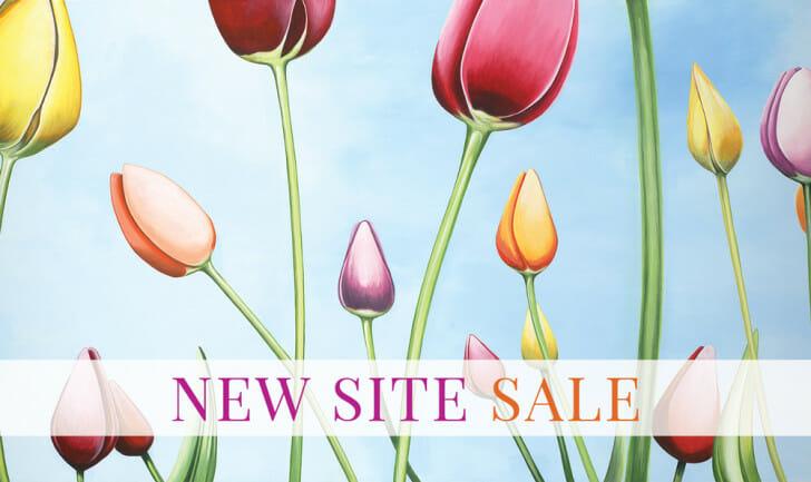 New Site Sale