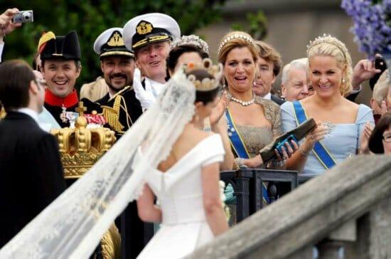 Crown Princess Victoria's Wedding