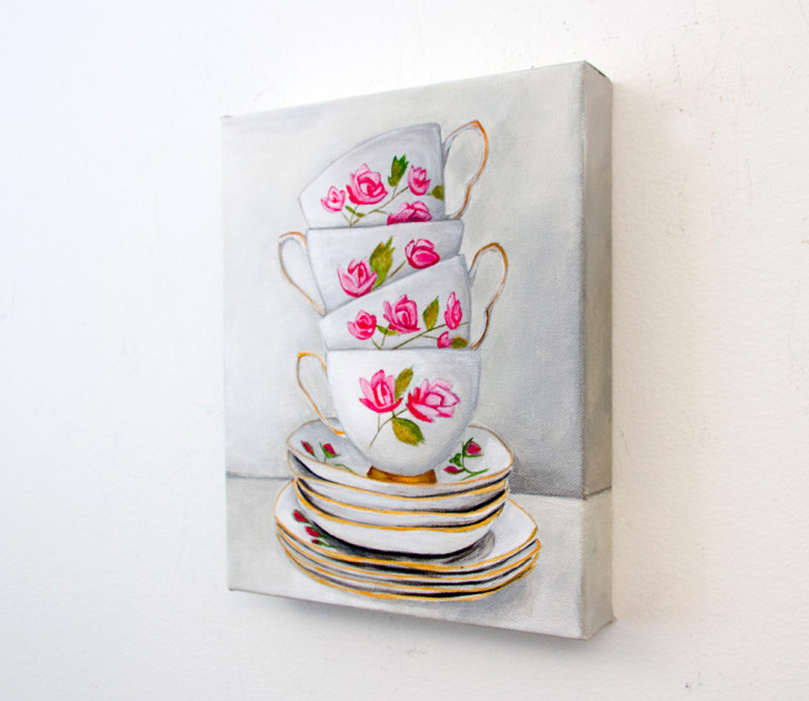 Afternoon Tea - Spring Art Auction 2013, right