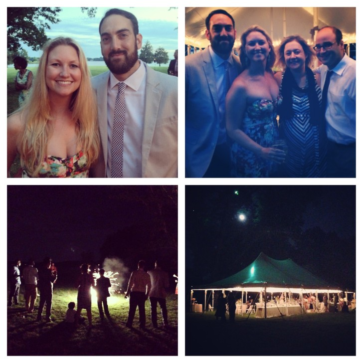Salih & Jennifer's Wedding Weekend June 22, 2013