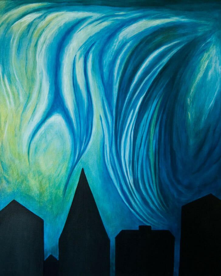 Skyline - original front