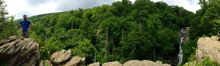 Shenandoah 4 Anniversary Hike 2