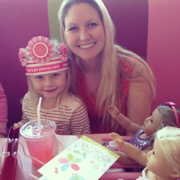 Estelle's Birthday at American Girl