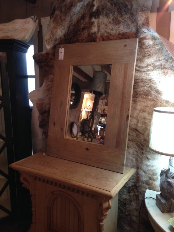 Mirror from the Old Lucketts Store