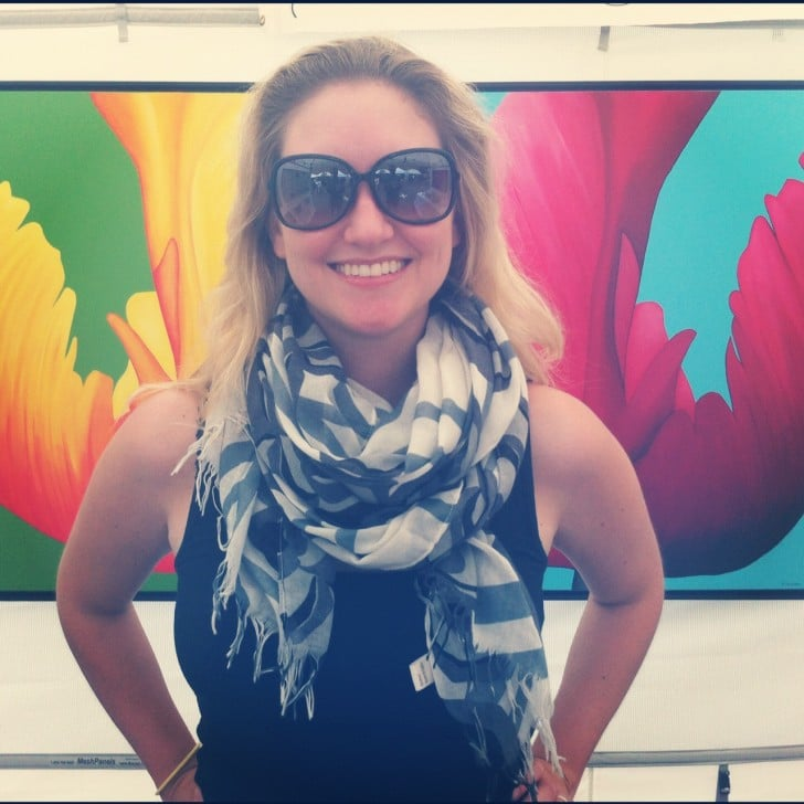 Erica Eriksdotter at Seawall Art Show, Virginia Beach