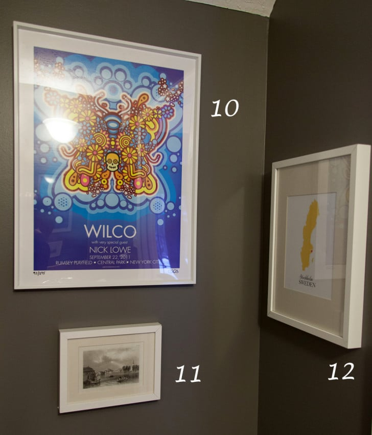 Gallery wall 3