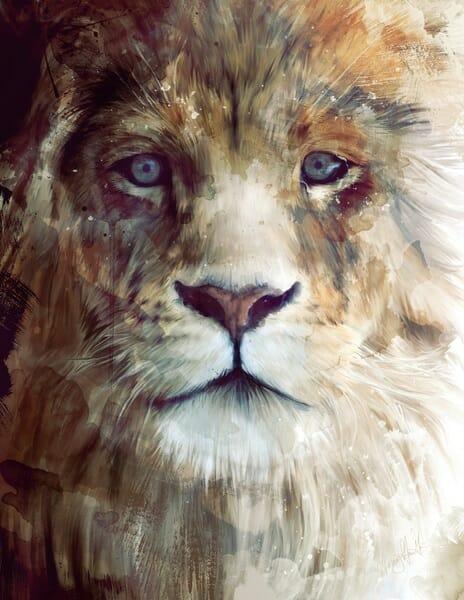 Amy Hamilton Lion