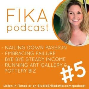 Fika podcast episode 5