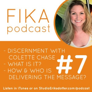 007 - discernment with colette chase image