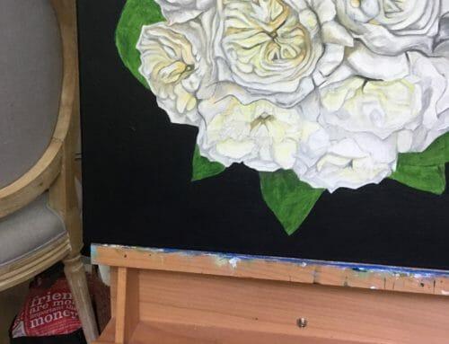 Jess' work in progress